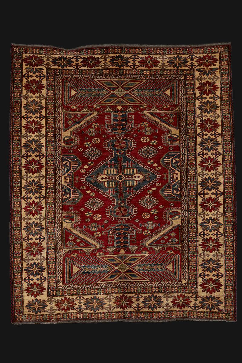 Kazak Afghan 235x194