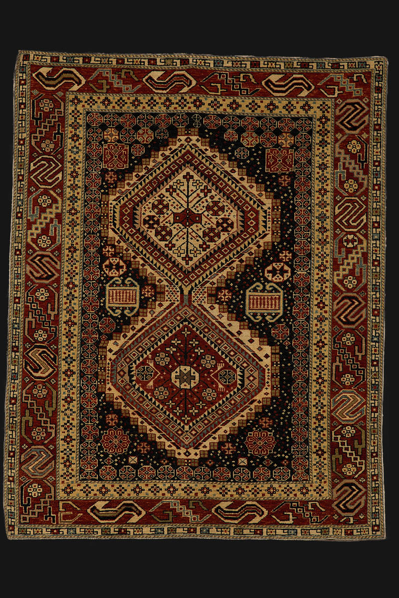 Shirvan Caucasian 158x126